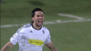 Il goal di Jimenez condanna il Cagliari alla sconfitta