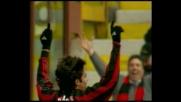 Il goal di Kakà pareggia i conti fra Milan e Reggina