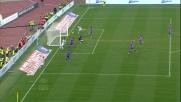 Il goal di Kozak vale il raddoppio della Lazio sulla Fiorentina