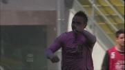Il goal di Kurtic porta in vantaggio il Palermo sul Cesena