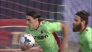 Il goal di Lazaros al Livorno riaccende le speranze del Bologna