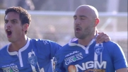 Il goal di Maccarone sblocca il risultato contro il Cesena