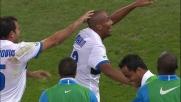 Il goal di Maicon chiude la goleada dell'Inter al Ferraris di Genova