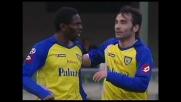 Il goal di Makinwa salva il Chievo Verona, pareggio col Cagliari