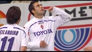 Il goal di Marchionni regala il pari alla Fiorentina