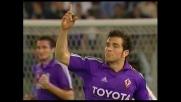 Il goal di Maresca porta in vantaggio la Fiorentina contro il Milan