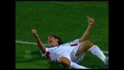 Il goal di Matri allo stadio Azzurri d'Italia riporta il Cagliari in vantaggio
