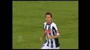 Il goal di Mesto illude l'Udinese a Genova
