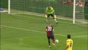Il goal di Mesto vale il pareggio tra Genoa e Fiorentina
