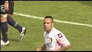 Il goal di Miccoli apre la rimonta del Palermo al Sant'Elia