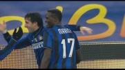 Il goal di Milito dà il colpo del ko all'Udinese e regala i 3 punti all'Inter
