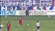 Il goal di Nene' fa sognare il Cagliari a Cesena