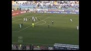 Il goal di Oddo porta in vantaggio la Lazio contro la Sampdoria