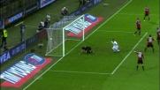 Il goal di Osvaldo è come un lampo a San Siro