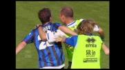 Il goal di Padoin regala la vittoria all'Atalanta sul Livorno