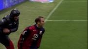 Il goal di Palacio completa la rimonta del Genoa sulla Roma