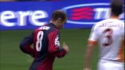 Il goal di Palacio dà il via alla rimonta del Genoa al Marassi
