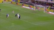 Il goal di Palacio dagli 11 metri riapre la partita per il Genoa al Meazza
