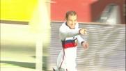 Il goal di Palacio porta in vantaggio il Genoa in casa dell'Inter