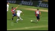 Il goal di Pandev a Marassi lancia la Lazio