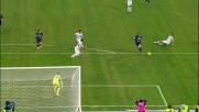 Il goal di Pandev riapre la partita all' Olimpico di Roma