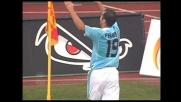 Il goal di Pandev ristabilisce la parità con il Palermo