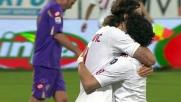 Il goal di Pato mette al sicuro la vittoria del Milan al Franchi