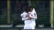 Il goal di Pato vale il blitz del Milan a Firenze