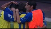 Il goal di Pellissier condanna il Genoa al Bentegodi