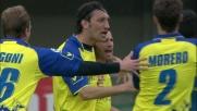 Il goal di Pellissier sblocca il risultato col Livorno al Bentegodi