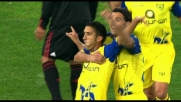 Il goal di Pinzi fredda Dida: Chievo avanti col Milan
