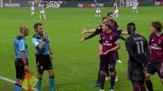 Il goal di Pjanic al Milan viene annullato per fuorigioco: la Juventus recrimina a San Siro