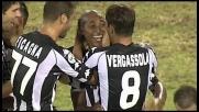 Il goal di Reginaldo fissa il risultato finale di Cagliari-Siena