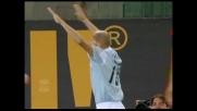 Il goal di Rocchi apre le danze tra Lazio e Cagliari all'Olimpico