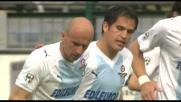 Il goal di Rocchi porta avanti la Lazio a Cagliari