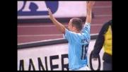 Il goal di Rocchi porta avanti la Lazio sul Chievo Verona