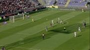 Il goal di Sau apre le marcature in Cagliari-Udinese