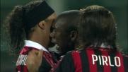 Il goal di Seedorf rimette in partita il Milan a Palermo