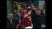 Il goal di Shevchenko porta il Milan sul 2-0 contro l'Empoli