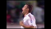Il goal di Shevchenko riporta in carreggiata il Milan contro la Fiorentina
