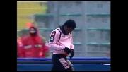 Il goal di Simplicio ristabilisce l'equilibrio tra Palermo e Udinese