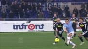 Il goal di sinistro di Lulic beffa Antonioli e riacciuffa il Cesena