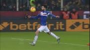 Il goal di Soriano apre il derby Genoa-Sampdoria