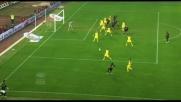 Il goal di testa di Alessandro Nesta pareggia i conti al Bentegodi