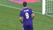 Il goal di testa di Kalinic riapre la gara contro l'Empoli