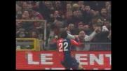 Il goal di testa di Milito risolve il derby di Genova