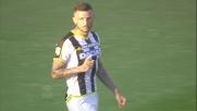 Il goal di Thereau prova a riaprire la partita contro il Cagliari