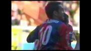 Il goal di Thiago Motta apre le danze tra Genoa e Fiorentina