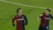 Il goal di Thiago Ribeiro sblocca il match contro la Roma