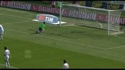 Il goal di Tiribocchi sblocca il risultato contro il Milan
